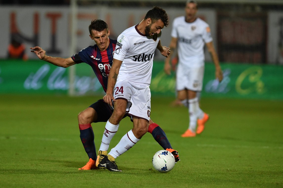 crotone-salernitana