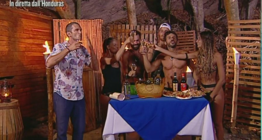 isola finale