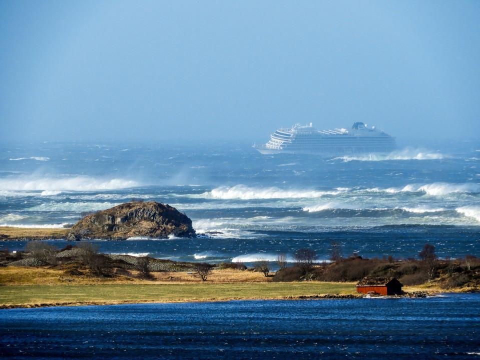 nave norvegia viking