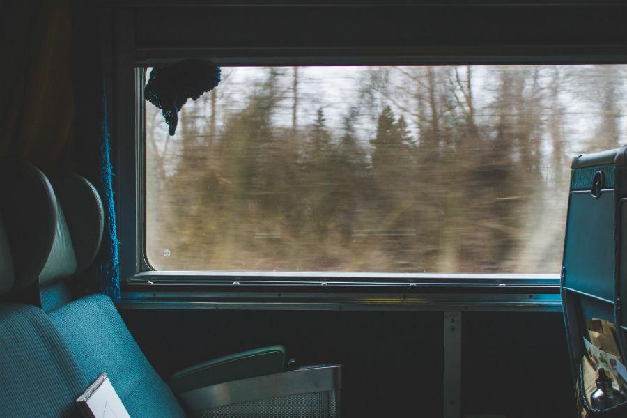 rapporto intimo treno
