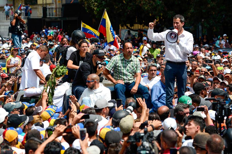 venezuela opposizione