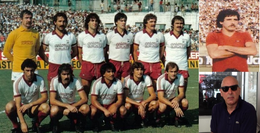 Salernitana 82-83
