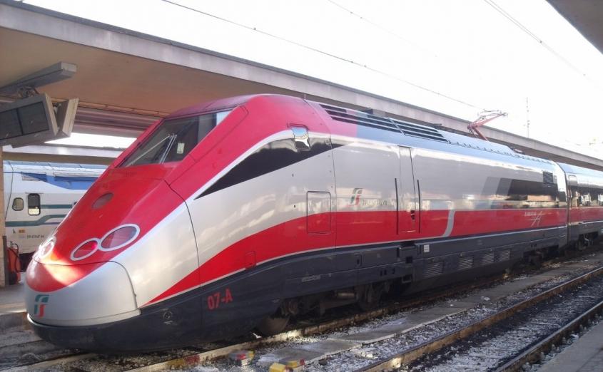 frecciarossa Brescia-Napoli