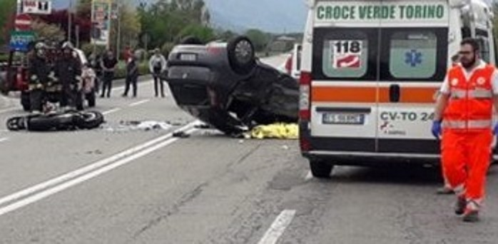 incidente canavese