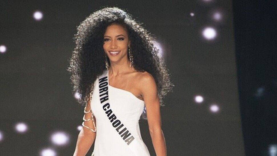Cheslie Kryst miss Usa 2019