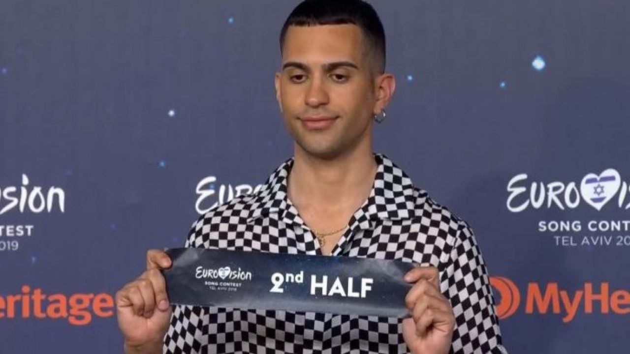 Mahmood Eurovision Song Contest 2019