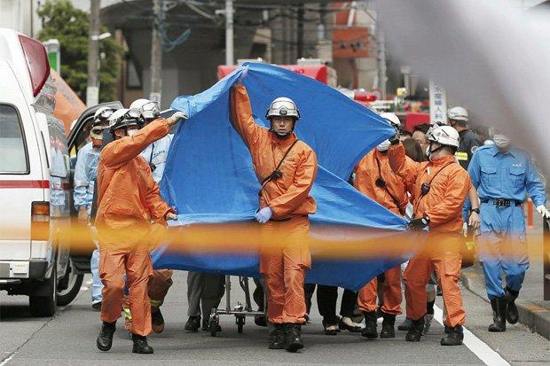 accoltellamento tokyo