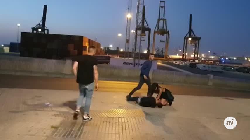 aggressione Cadice 4 italiani arrestati