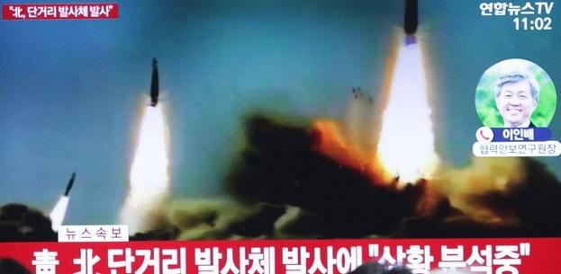 lanci nord corea