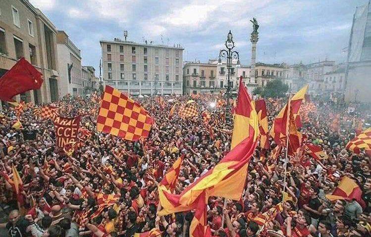 Lecce torna in A