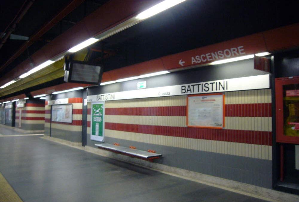 metro Battistini