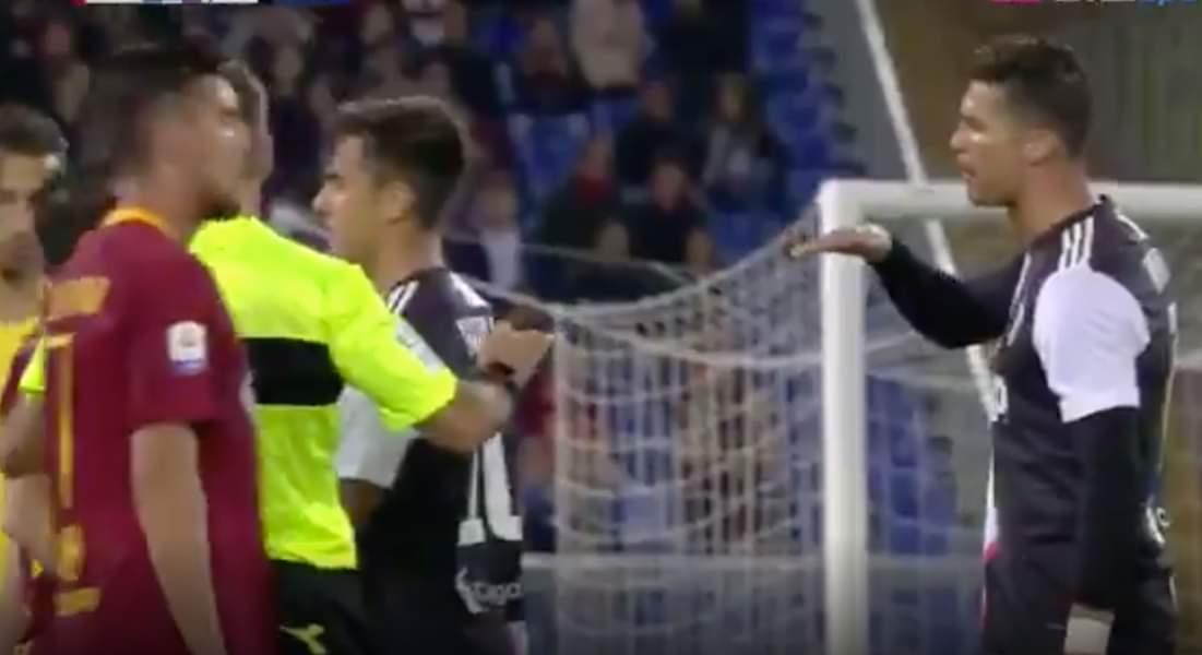 ronaldo vs florenzi