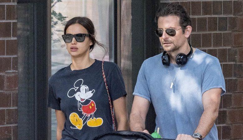 Irina Shayk e Bradley Cooper si sono lasciati
