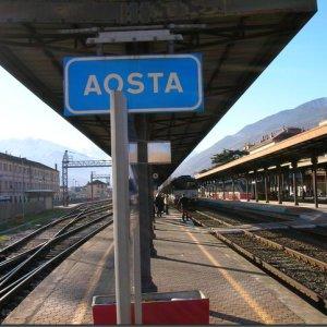 aosta stazione