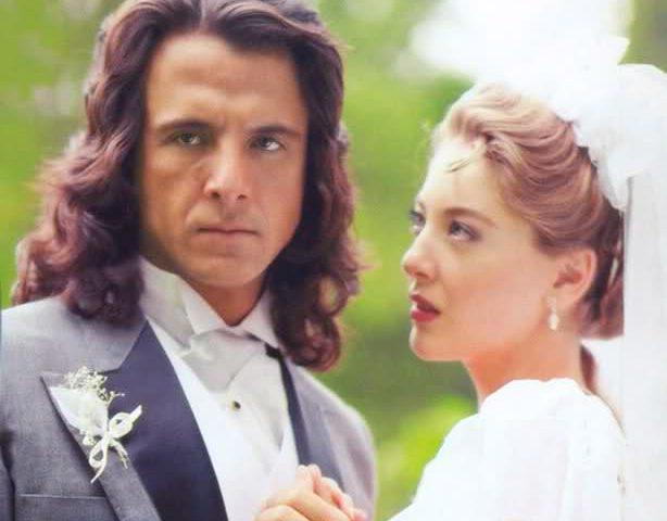 Cuore Selvaggio telenovela Edith González
