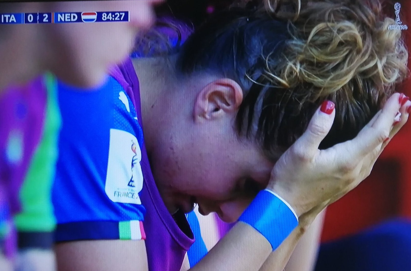 girelli lacrime