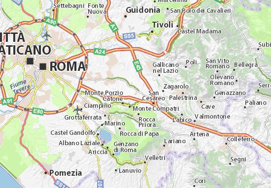 roma colonna terremoto