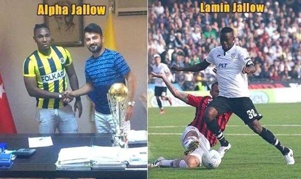 alpha jallow