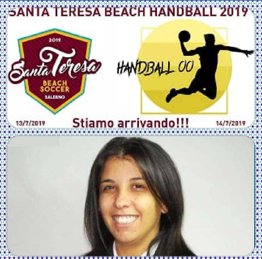 santa teresa beach handball
