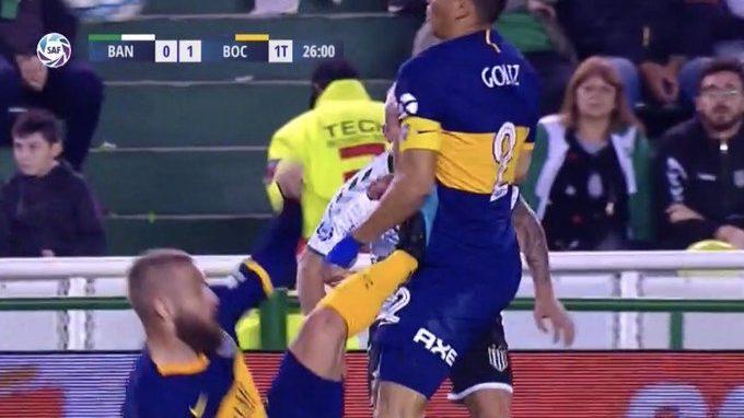 'De Rossi cosa fai?' L'entrata da brividi sul compagno del Boca ...