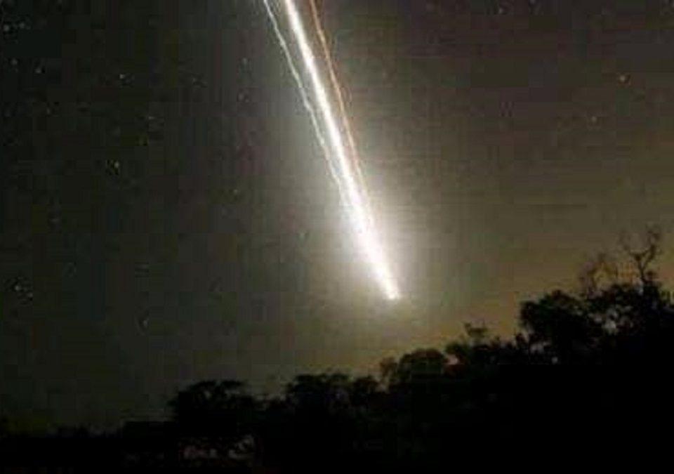 meteorite video sardegna