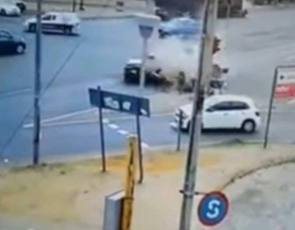 incidente sudafrica