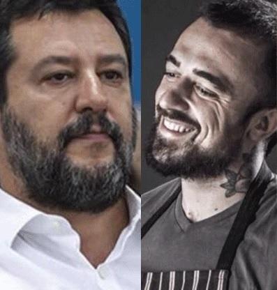 Chef Rubio Salvini