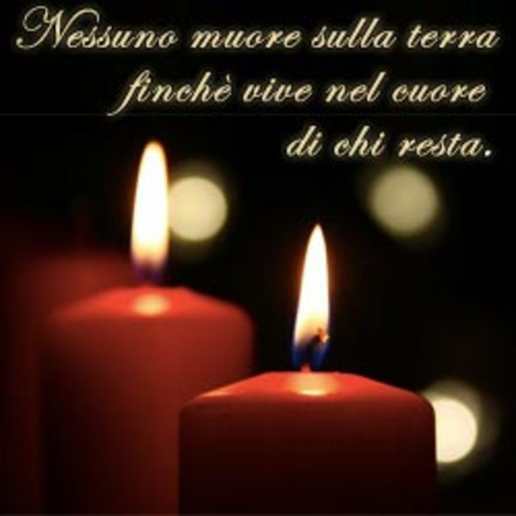 Immagini Della Commemorazione Dei Defunti E Preghiere Per I