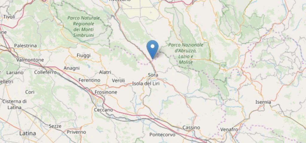terremoto ora L'Aquila