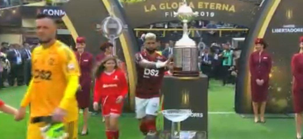 Libertadores razzismo Flamengo-River