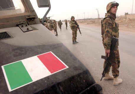 italiani feriti iraq