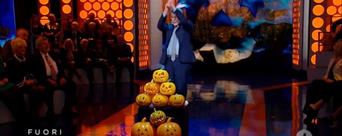 Mario Giordano Halloween
