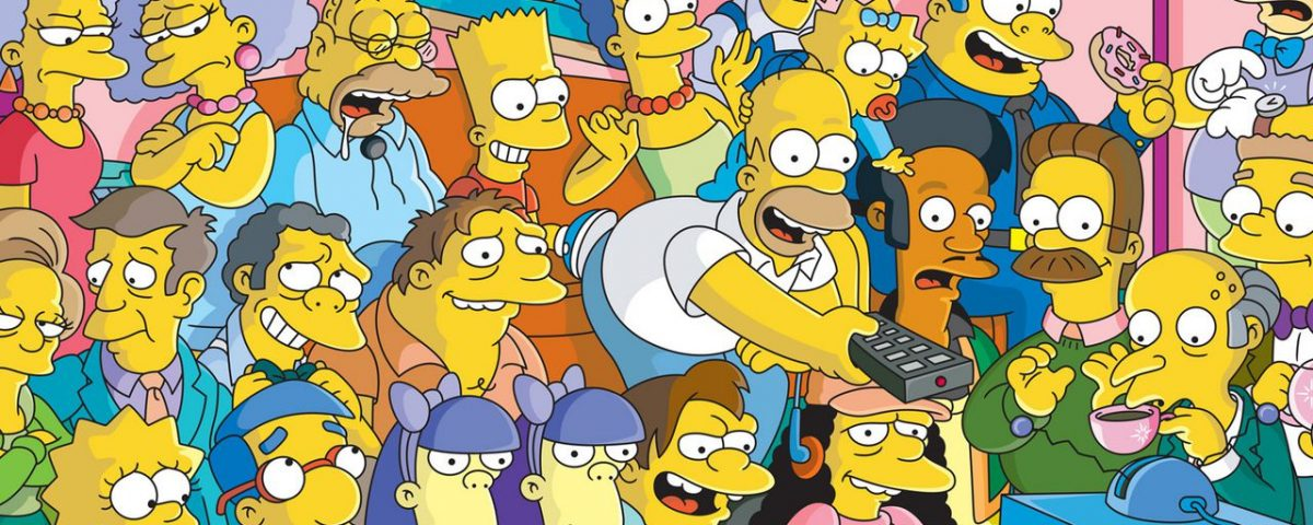Simpson the end