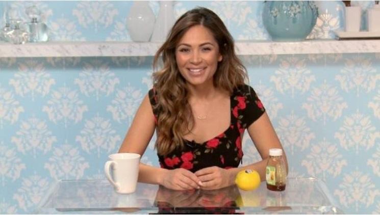 Crystal Davis acqua, miele e limone