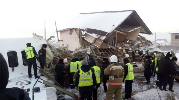 abitazione incidente kazakistan