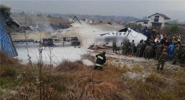 incidente aereo dakota del sud