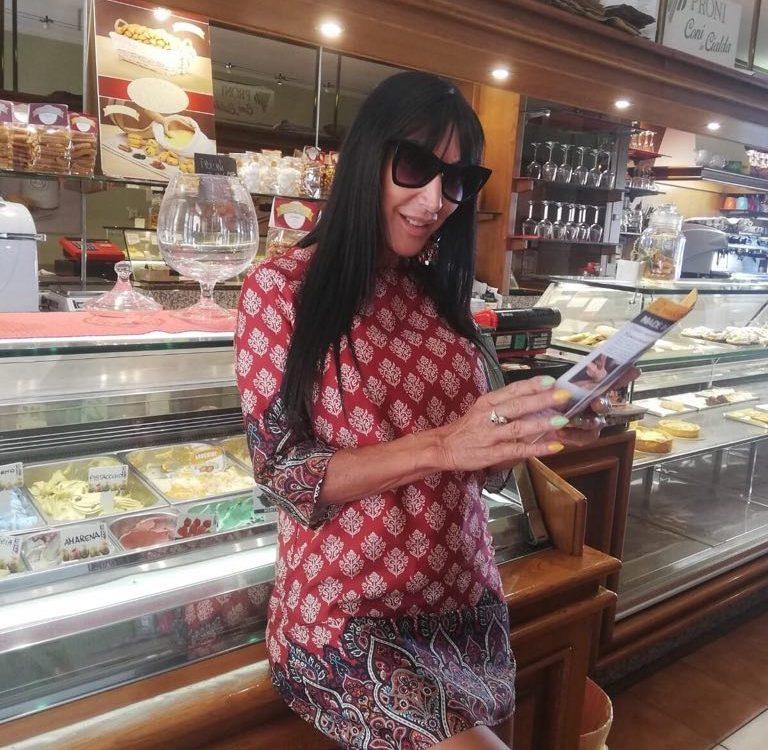 Angela Gritti Facebook