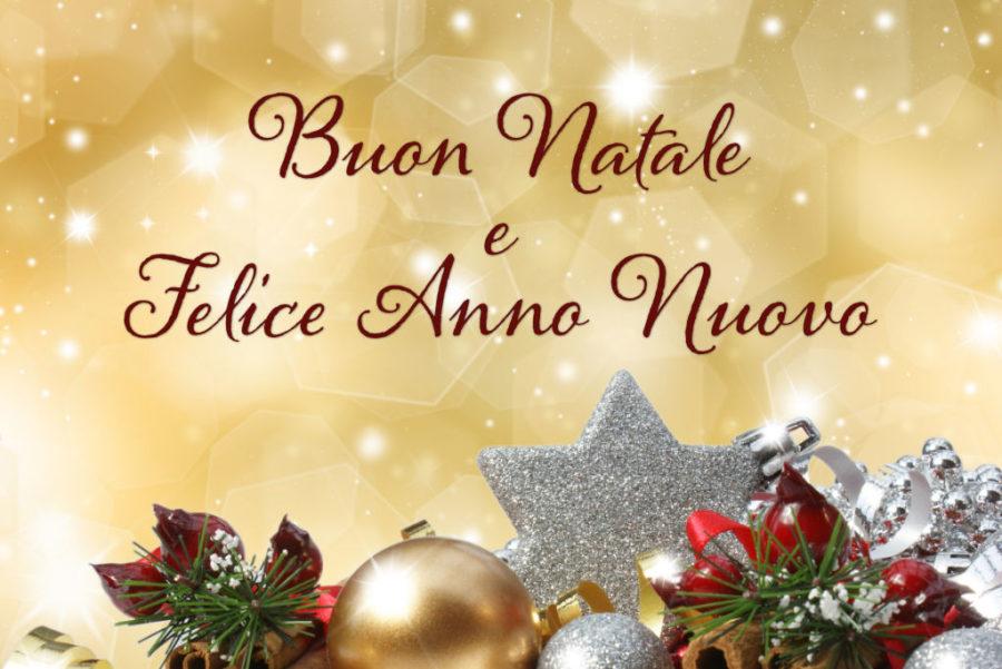 Auguri di buon Natale e felice anno nuovo 2020: frasi ...