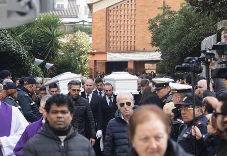 funerali gaia e camilla