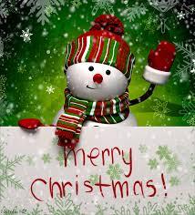 Buon Natale gif animate 2019