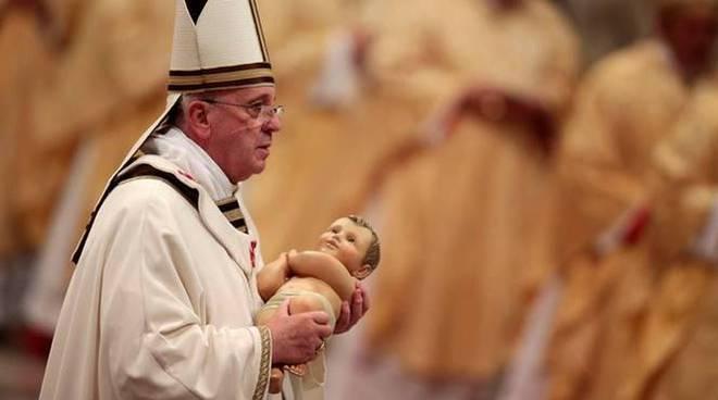 Santa Marta Papa Francesco diretta Rai 1