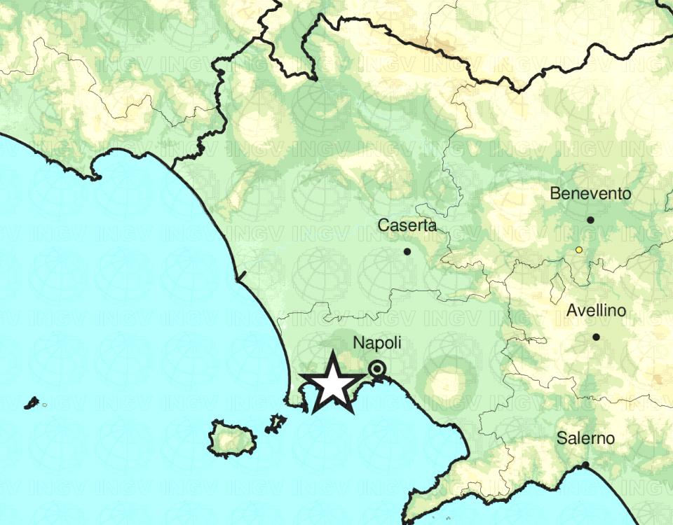 terremoto Napoli 6 dicembre