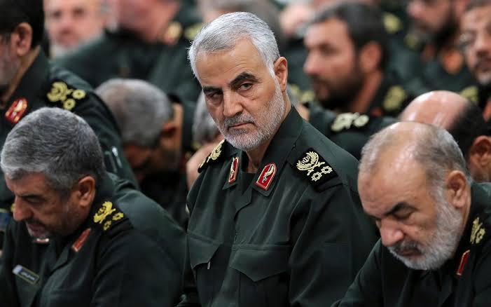 Soleimani ucciso Trump tweet