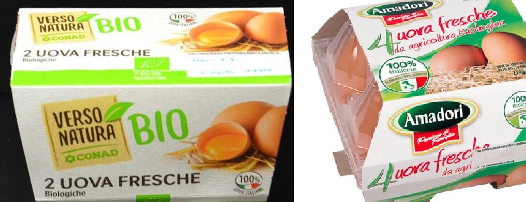 Conad Amadori uova