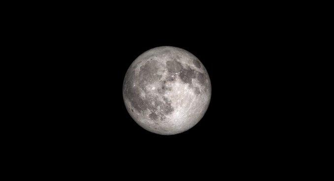 eclissi di luna diretta