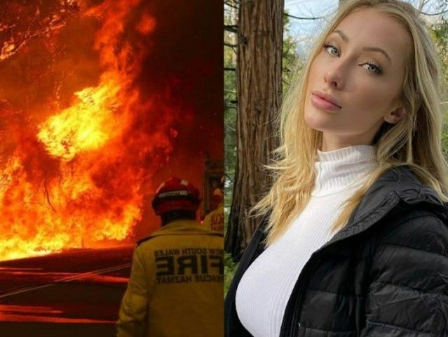 kaylen ward incendi australia