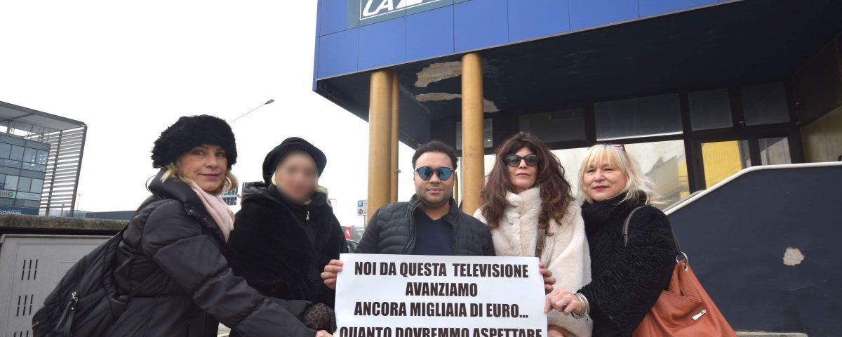 protesta televenditori