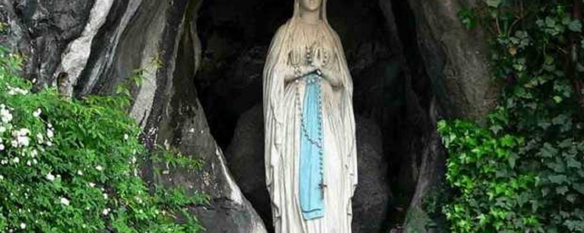 Madonna di Lourdes preghiera