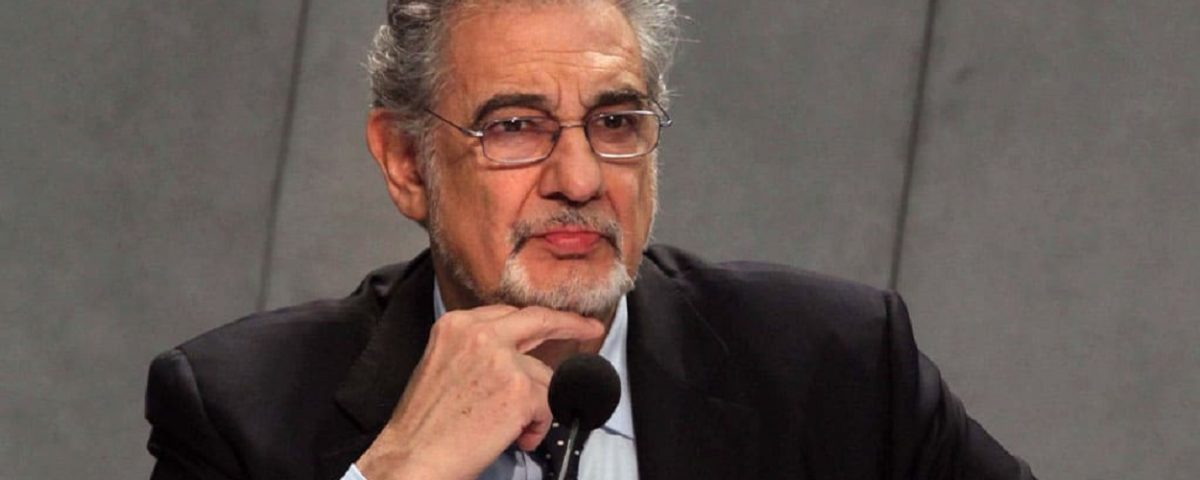 coronavirus Placido Domingo