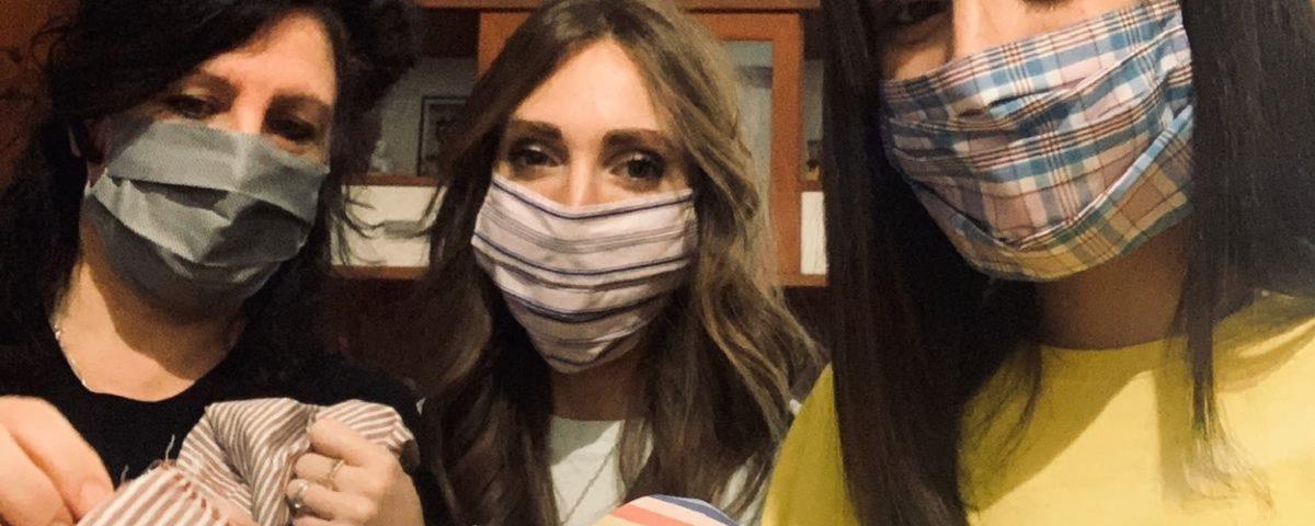yvonne paiano mascherine